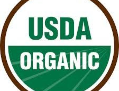 "Organic is the REAL ""Natural"""